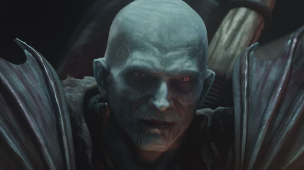 Total War Warhammer compte vampire