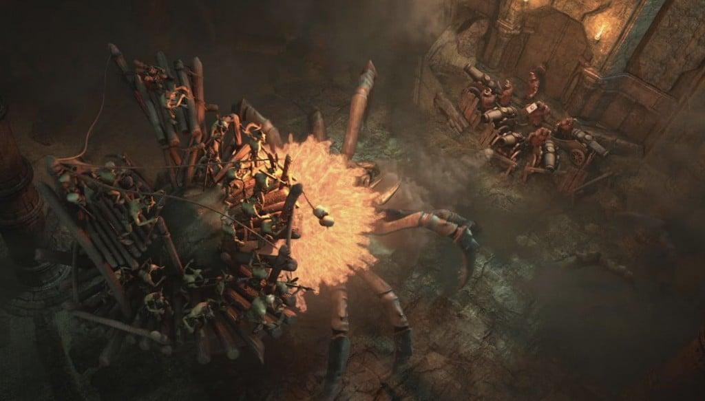 Total War Warhammer gobelin