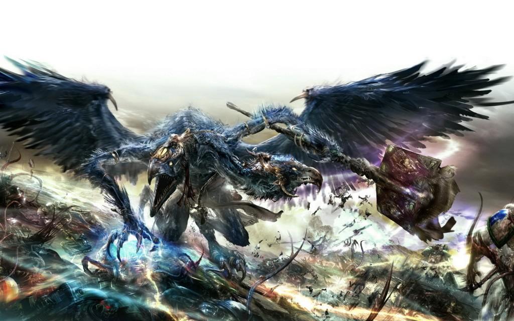 Total War Warhammer tzeentch