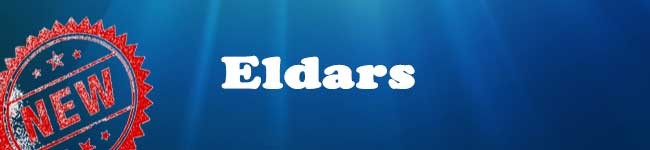 New Eldars Games Workshop