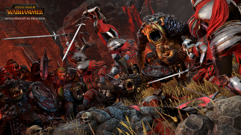 Warhammer bataille Blackfire Pass