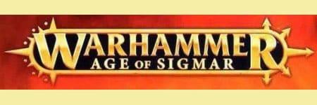 Warhammer age de sigmar LOGO
