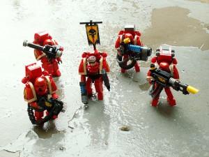 Jerac Warhammer 40k Lego 1