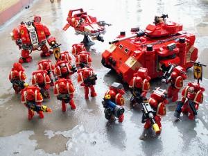Jerac Warhammer 40k Lego 2