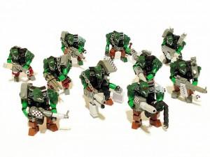 Jerac Warhammer 40k Lego 3