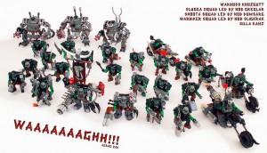 Jerac Warhammer 40k Lego 5