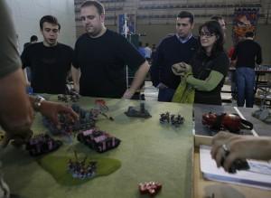 Tournoi Warhammer