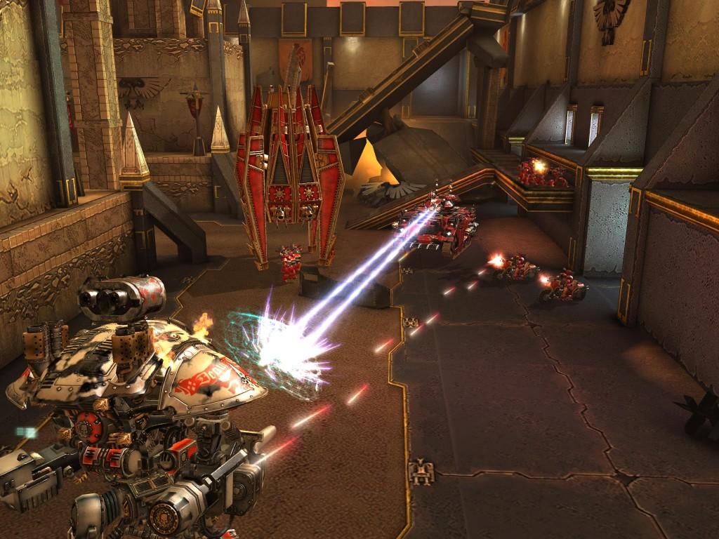 Warhammer 40.000 Freeblade 3