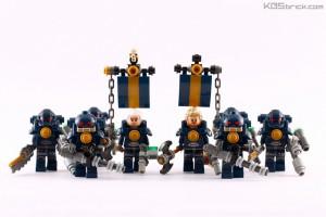 Warhammer 50k lego 2