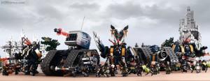 Warhammer 50k lego 3