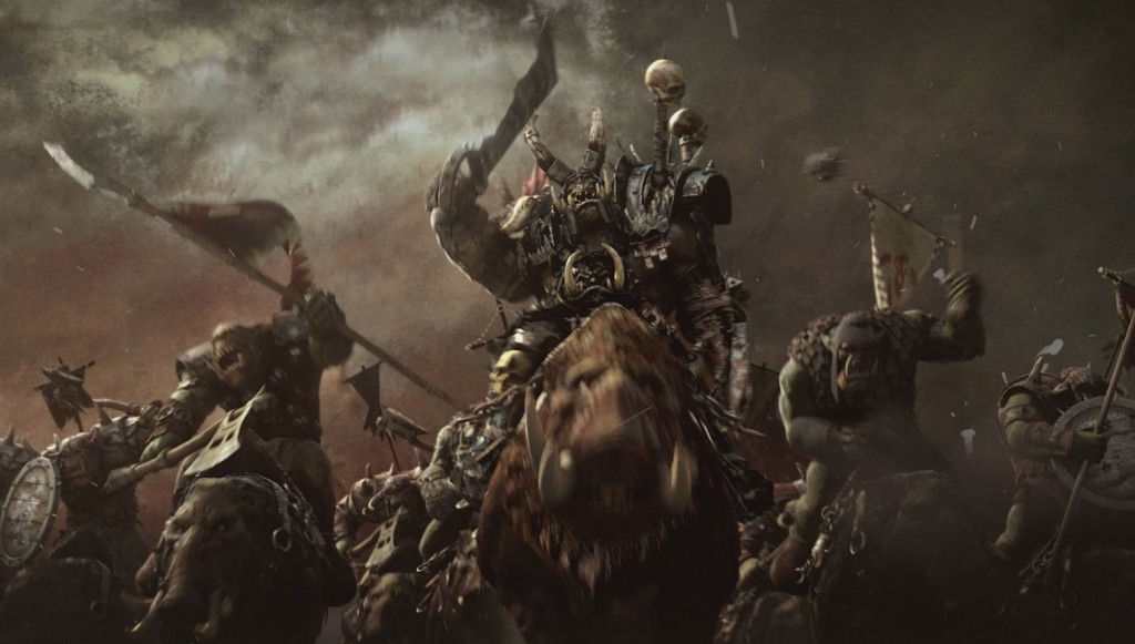 Total War Warhammer orcs